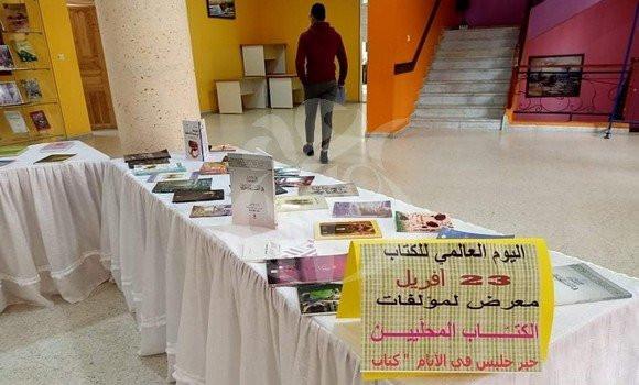 Chlef : une exposition de publications d'auteurs locaux
