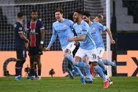 Planète (Football/Europe) - Demi-finale de la Ligue des champions: Mahrez offre la victoire à City contre le PSG (2-1)