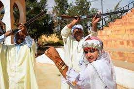 La Gloire de la Tribu hilalienne arabe des Ouled Naïl