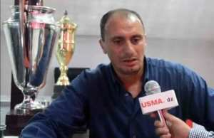 Alger (Football) - USM Alger: L'effet Zeghdoud