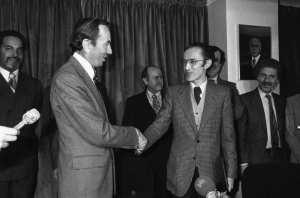 Anniversaire de la mort tragique du ministre algérien des Affaires étrangères Mohammed Seddik Benyahia en 1982
