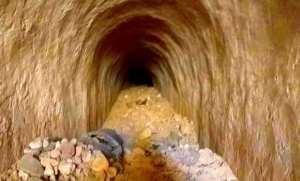 Oran : Découverte d'un tunnel datant de l'époque coloniale espagnole.