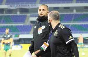 Algérie (Football/Coupe arabe) - Madjid Bougherra, entraîneur de l'EN A' au site de la FAF: «Nous serons habités par la volonté de gagner cette coupe»