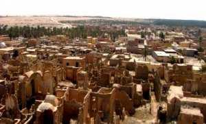 La ville de Ouargla