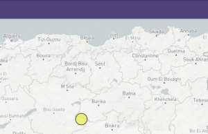 Zarzour (M'sila) - Séisme: Secousse tellurique de 3,6 degrés enregistrée