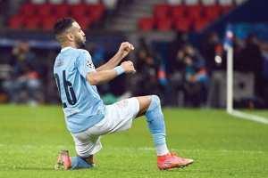 Planète (Football/Europe) - IL MARQUE ET ENVOIE POUR LA PREMIÈRE FOIS SON ÉQUIPE EN FINALE DE LA C1: Mahrez, le magicien de City