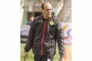 Tizi Ouzou (Football) - Denis Lavagne, entraîneur de la JS Kabylie: «Un point à l'extérieur n'est pas un mauvais résultat»