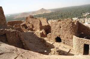 El-Menéa (Ghardaïa) - LE MONUMENT SE TROUVE DANS UN ÉTAT DE DÉGRADATION AVANCÉ: Le vieux ksar en quête de réhabilitation