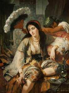 L'histoire de Zaphira, la dernière princesse du royaume d'Alger