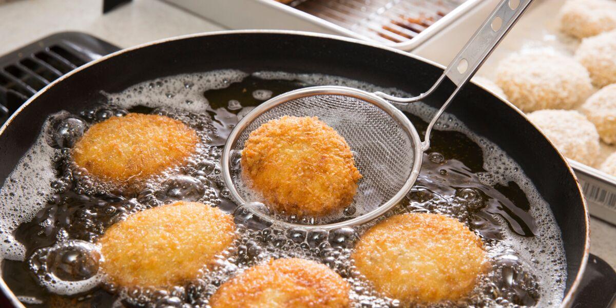 Huile de friture : Les précautions à prendre pour éviter les brûlures