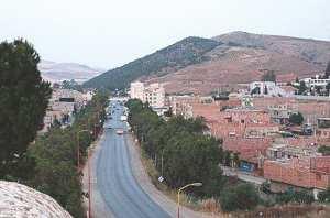 Aïn Témouchent : la commune d'El-Emir Abdelkader