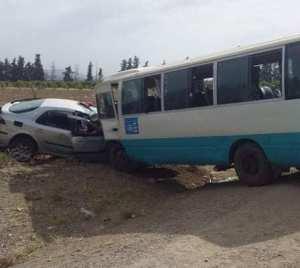 Chettia (Chlef) - 20 blessés dans un accident de la circulation