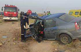 Chahbounia (Médéa) - 3 morts et 2 blessés dans un grave accident de la route