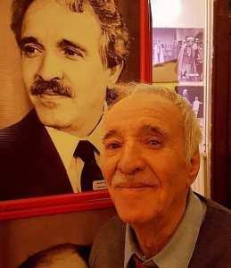 وفاة الممثل السينمائي والمسرحي القدير حاج إسماعيل عن عمر ناهز 89 عاما