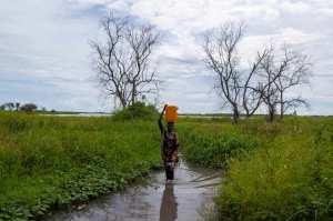 Planète (Afrique) - Au Soudan du Sud, les «réfugiés climatiques» affluent à Bor
