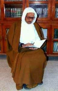 Décès du Cheikh de la zaouïa Rahmania à El Oued (13/11/2016)