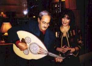 Cherif Kheddam et le lyrisme poétique