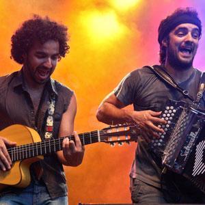 Concert de « La Troba Kung Fú » avec le musicien hispano-algérien Yacine Belahcene