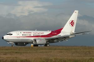 Le site web d'air Algérie www.airalgerie.dz hors service