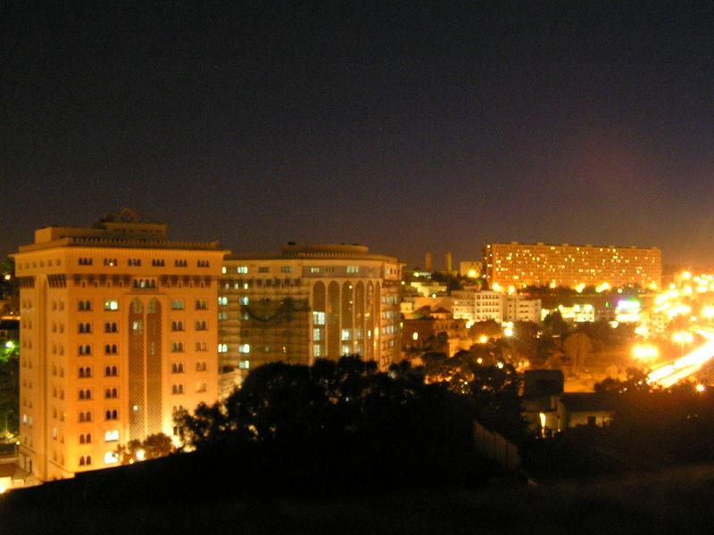 La commune d'El Biar