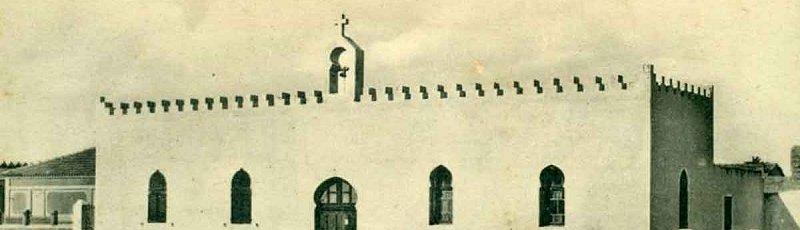 Bouira - Eglises d'Algérie
