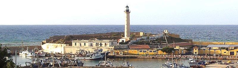 Tipaza - Fort Joinville (Phare de Cherchell)
