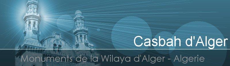 Alger - Casbah d'Alger
