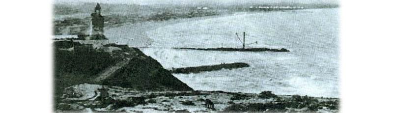 Tlemcen - Phare de Port Say(Commune de Marsa Ben M'hidi, Wilaya de Tlemcen)
