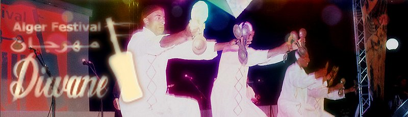 Annaba - Festival international du diwane