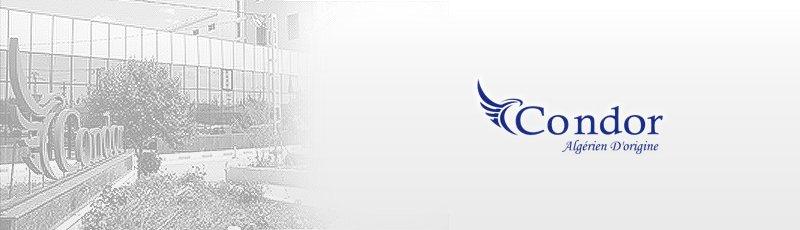 الوادي - Condor Antar Trade