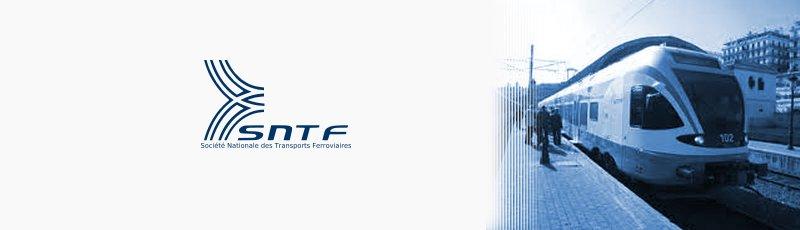 المسيلة - SNTF : Société nationale des transports ferroviaires