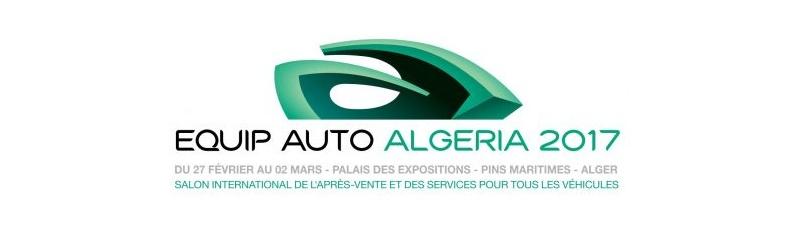 الجزائر العاصمة - EQUIPAUTO : le salon professionnel de l'aftermarket, de la maintenance et de la réparation Automobil