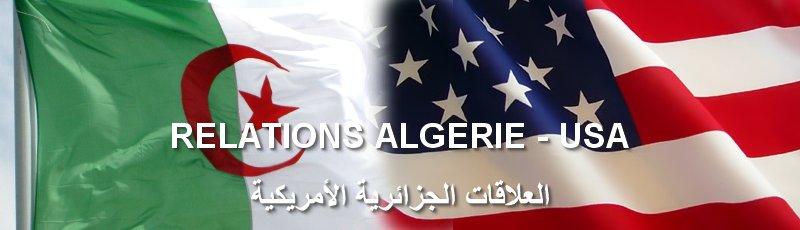 الوادي - Algérie-USA : Etats Unis d'Amérique
