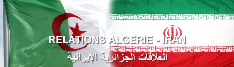 Algérie - Algérie-Iran
