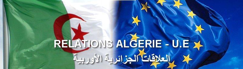El-Oued - Algérie-U.E : Union Européenne