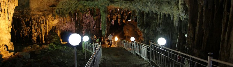 Tlemcen - Grottes de Béni Add, Tlemcen