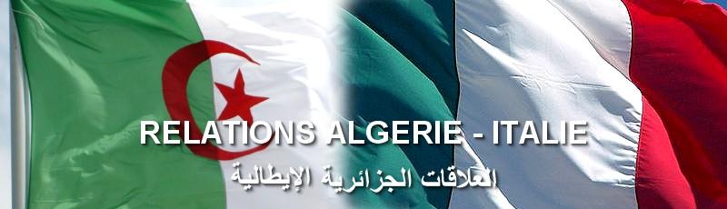 سعيدة - Algérie-Italie