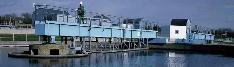 ورقلة - Traitement des eaux (stations épuration , dessalement)