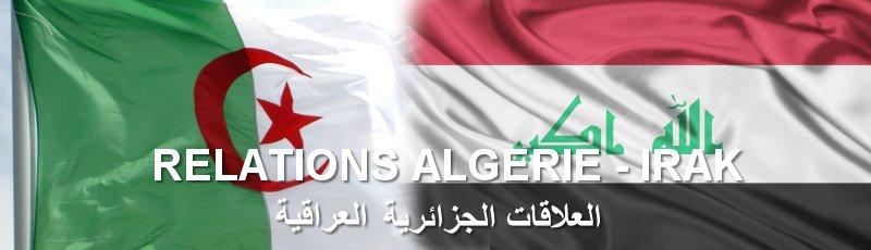 Sidi-Belabbès - Algérie-Irak