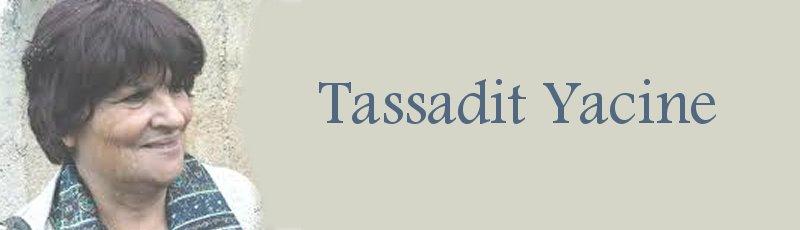 تيزي وزو - Tassadit Yacine