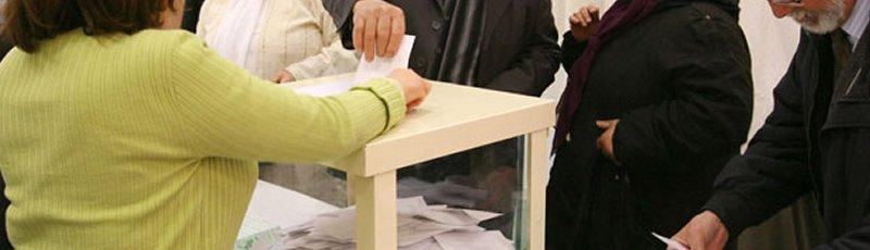 تيزي وزو - Elections présidentielles