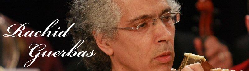 Alger - Rachid Guerbas
