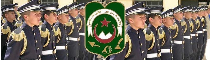 الجزائر العاصمة - Les anciens Cadets de la Révolution