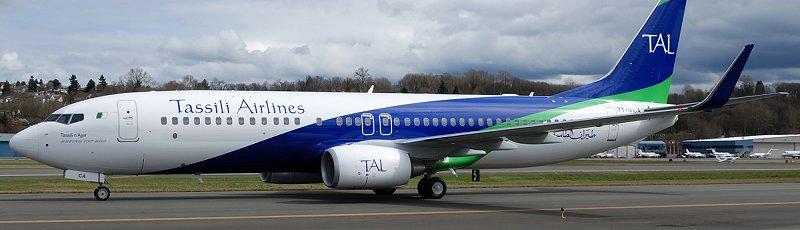 برج بوعريريج - Tassili airlines (TAL)