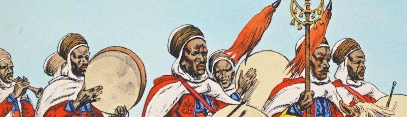 Béjaia - Anciens combattants de l'armée française
