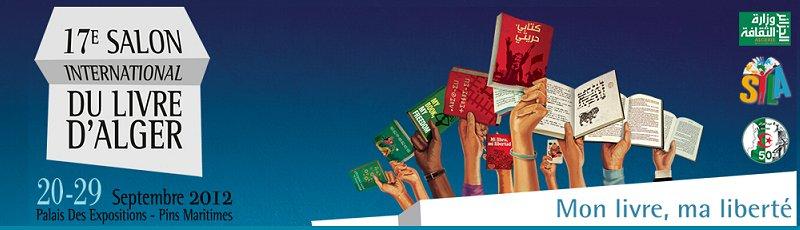 Alger - SILA : Salon International du Livre d'Alger