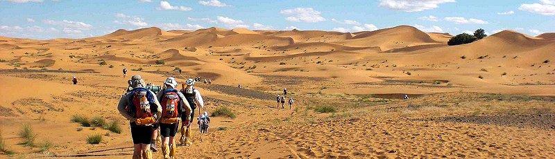 Algérie - Marathon des Dunes du Sud Algérien
