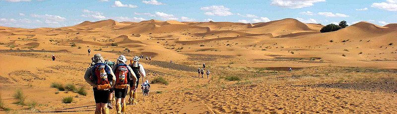 Batna - Marathon des Dunes du Sud Algérien