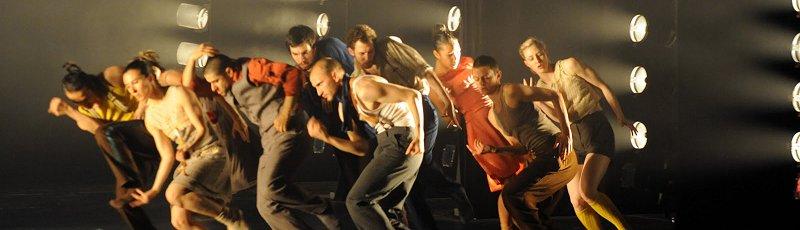 Alger - Festival Culturel International de Danse Contemporaine