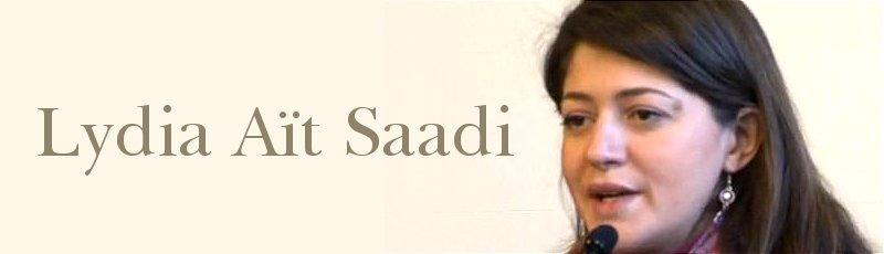 Alger - Lydia Aït Saâdi